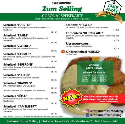 """Photo of   Restaurant """"Zum Solling"""" (Lauenförde)"""
